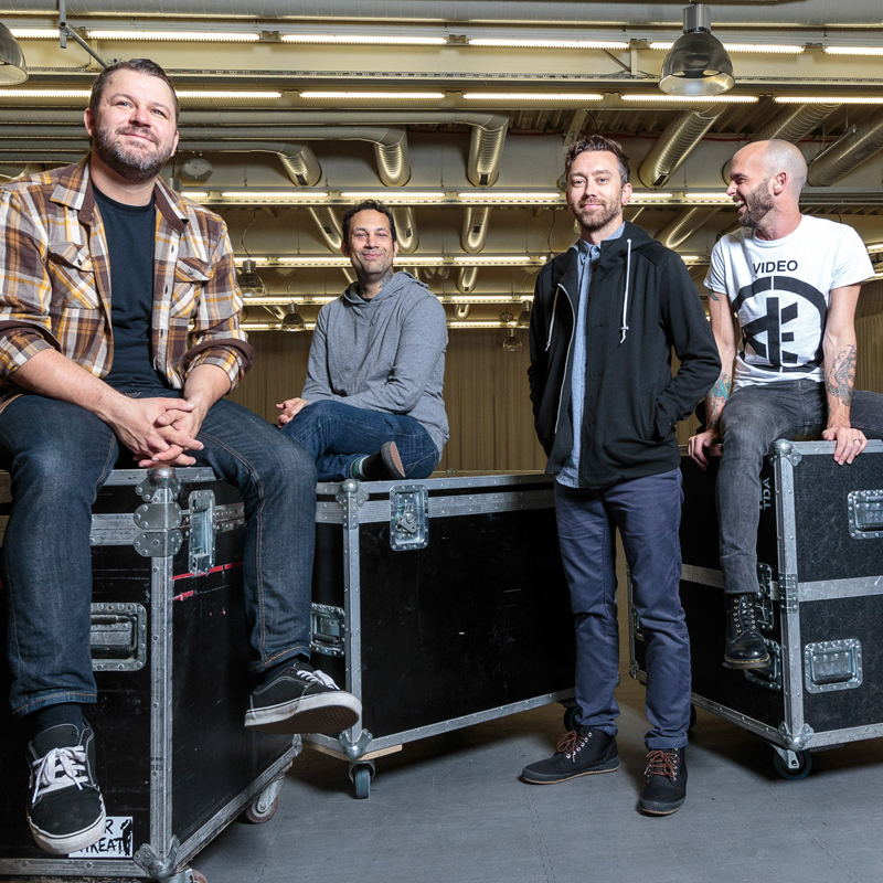 X92.9 welcomes RISE AGAINST - Sept 16