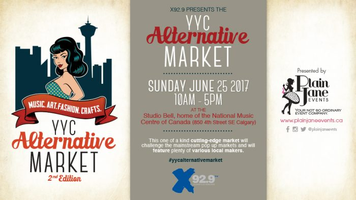 YYC Alternative Market- June 25