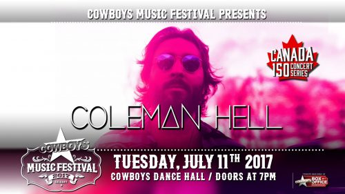 Coleman Hell- July 11