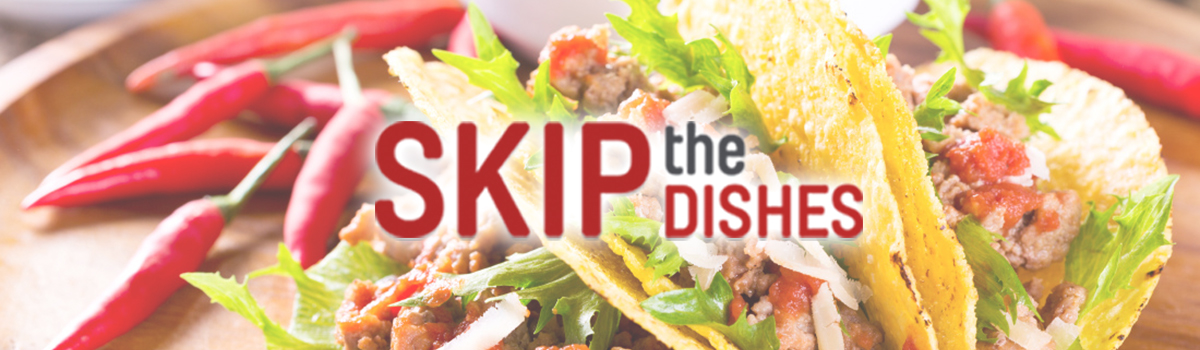 Skip The Dishes- Skip March