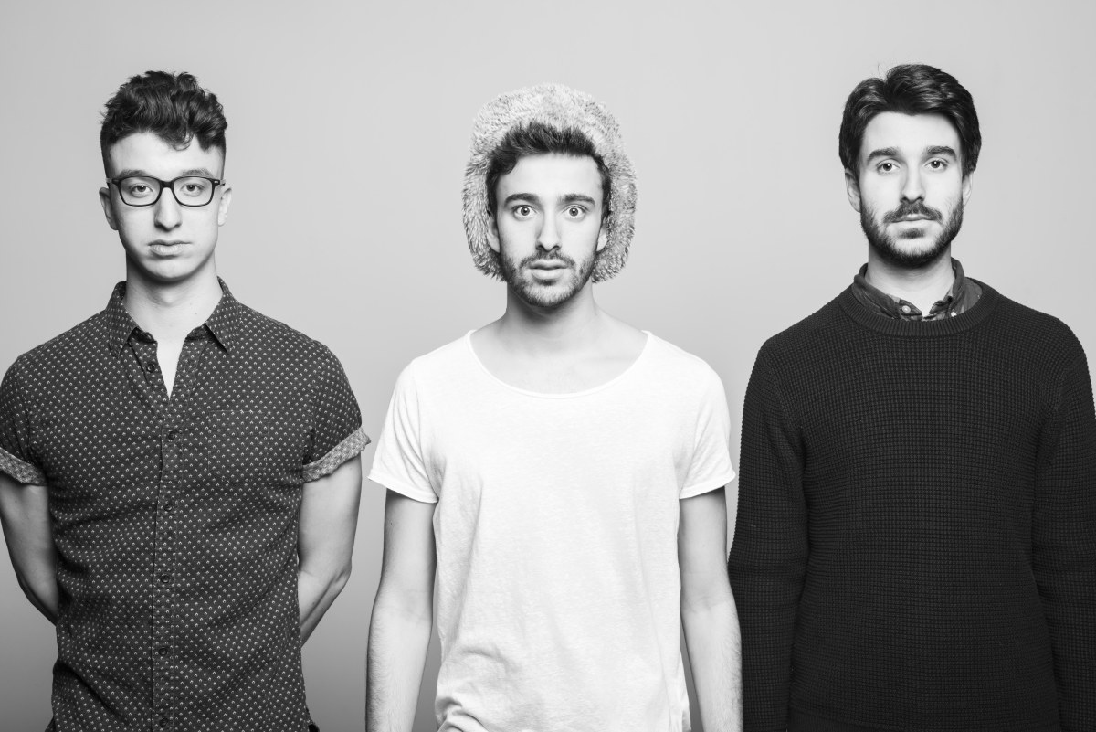 AJR Release Animated Video For 'Turning Out'