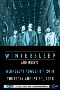 Wintersleep- August 8&9