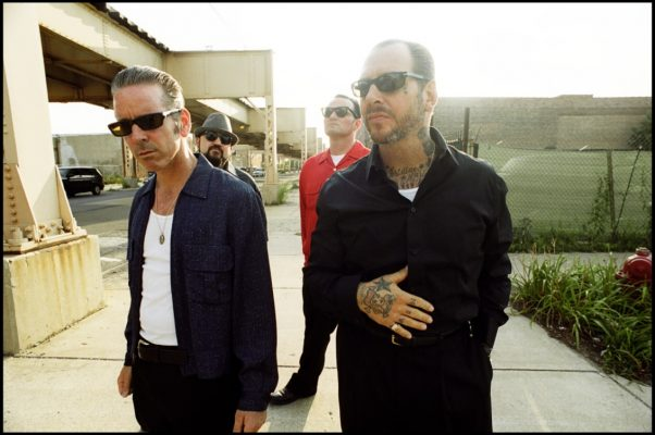 Social Distortion- June 12