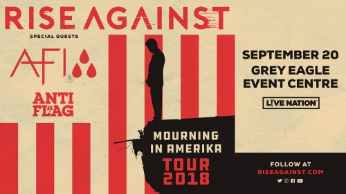 Rise Against & AFI- September 20