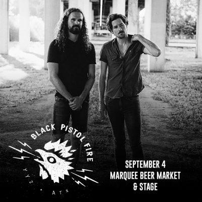 Black Pistol Fire- September 4