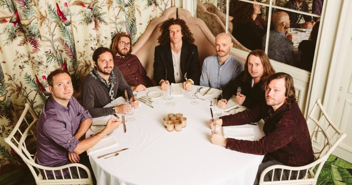 The Revivalists Perform For Stephen Colbert