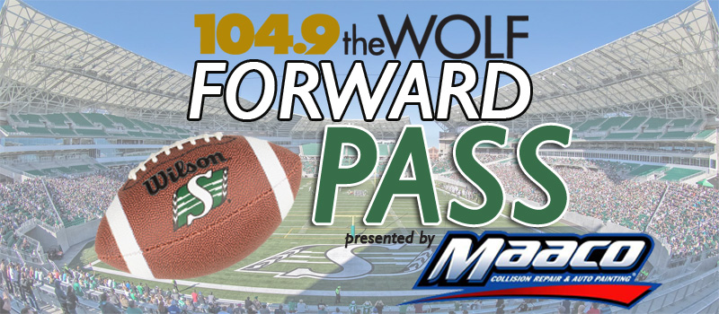 104.9 THE WOLF FORWARD PASS presented by MAACO