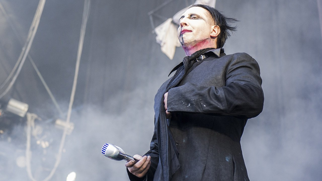 Marilyn Manson reveals new drummer | 104 9 The Wolf