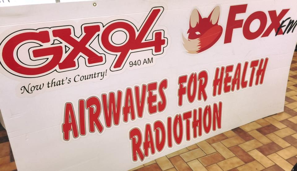 Airwaves for Health Radiothon a HUGE Success!