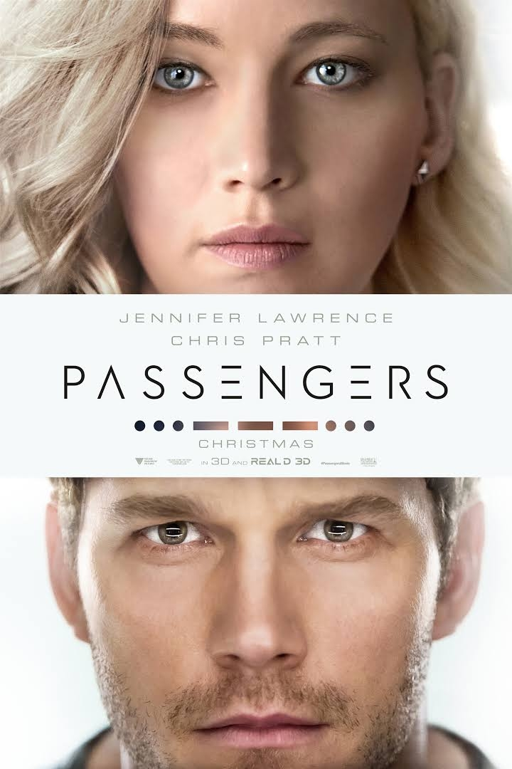Watch:  Jennifer Lawrence and Chris Pratt in 'Passengers'