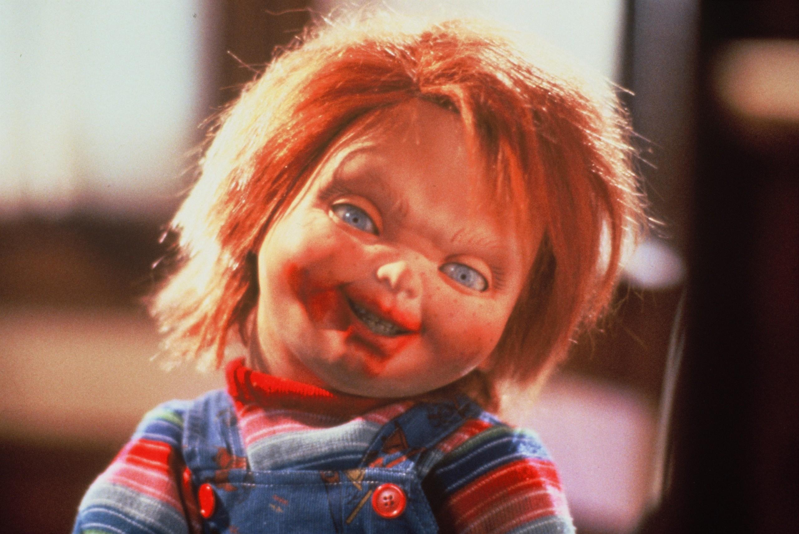 CHUCKY IS BACK!  Watch the 'Cult of Chucky' teaser!