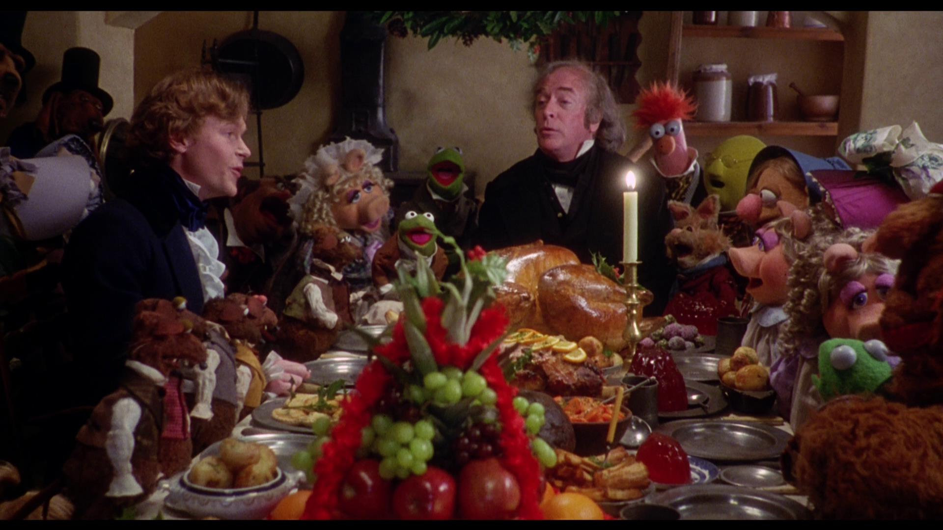 Can You Name These Christmas Films Based On The Dinner Table?