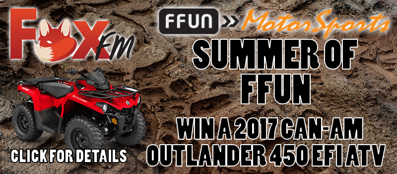 Feature: http://d304.cms.socastsrm.com/fox-fm-summer-of-ffun-atv-giveaway-2-2/?preview=true