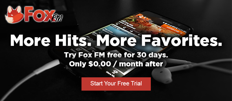 FOX FM - More Hits, More Favorties!