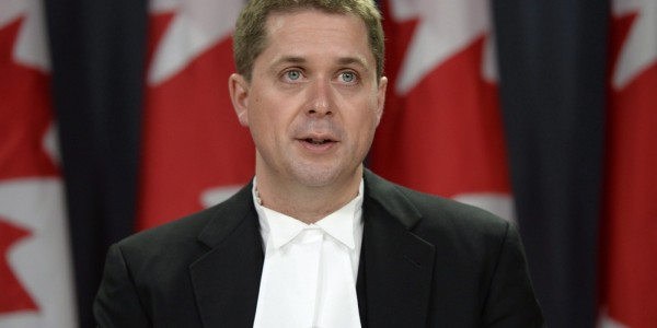 Regina MP Andrew Scheer elected federal Conservative leader