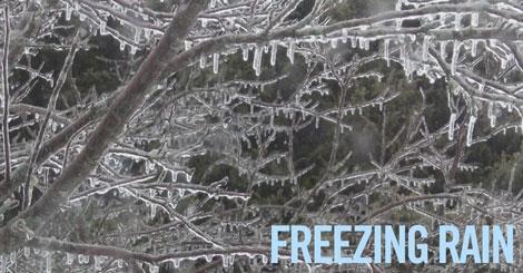 Freezing rain warnings issued across southwestern Saskatchewan