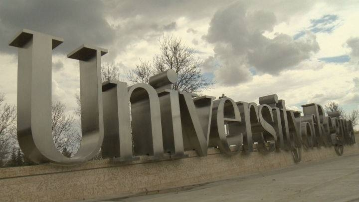 Cockroaches being sprayed at University of Regina's Riddell Centre