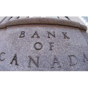 Bank of Canada once again hiking interest rate