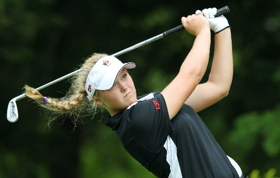 Several Canadians receive exemptions into next weeks C.P Women's Open