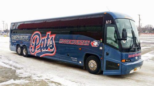 Regina Pats begin eight game road trip Saturday night in Portland