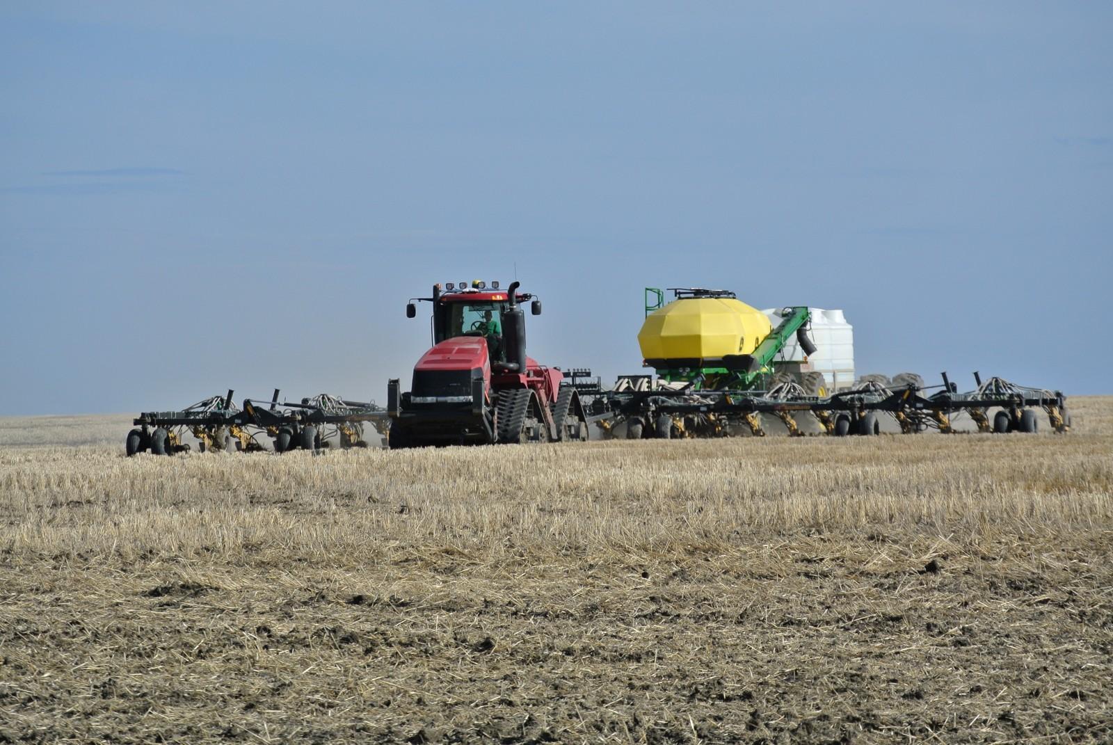 Seeding across Saskatchewan reaches 70 percent complete