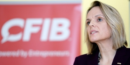 CFIB encouraged by mid-year budget look