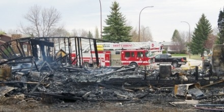 Swift Current fire department to be featured on 'Hellfire Heroes'