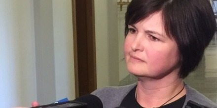 NDP MLA Carla Beck says no to a potential leadership run
