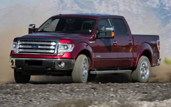 Major recall of Ford F-150 trucks in North America is made