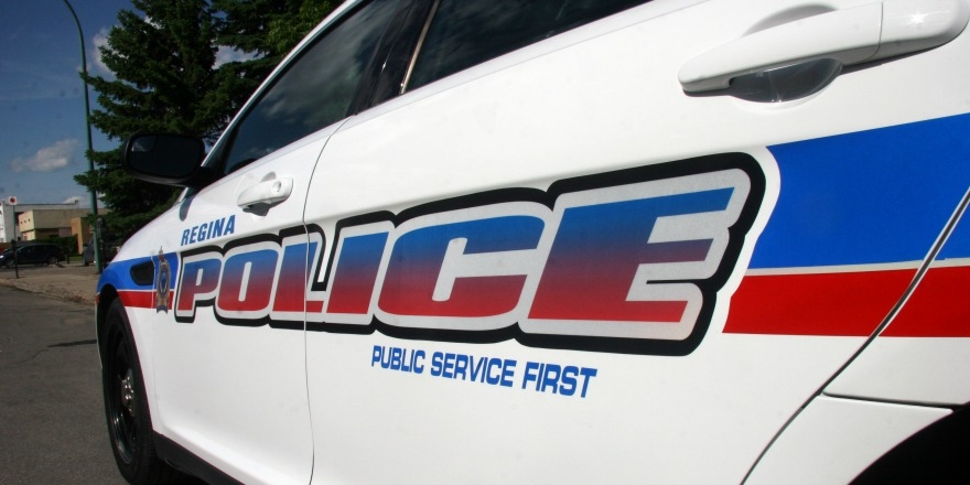 Identity thief caught and arrested by Regina Police