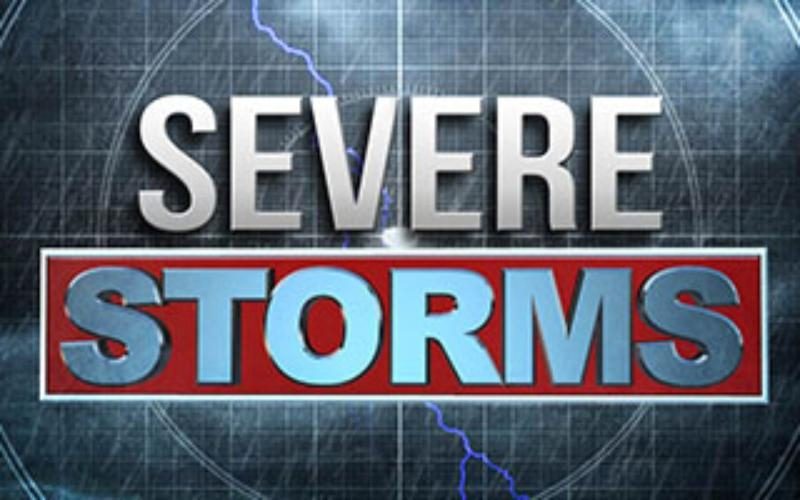Severe thunderstorm warning issued for SW corner of Saskatchewan