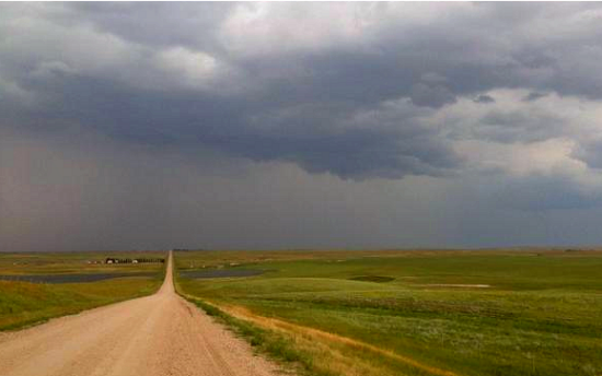 Severe thunderstorms could hit parts of Saskatchewan Tuesday
