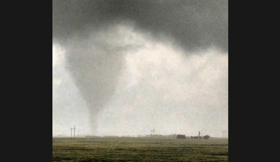 Tornado activity in Saskatchewan to increase, says Environment Canada