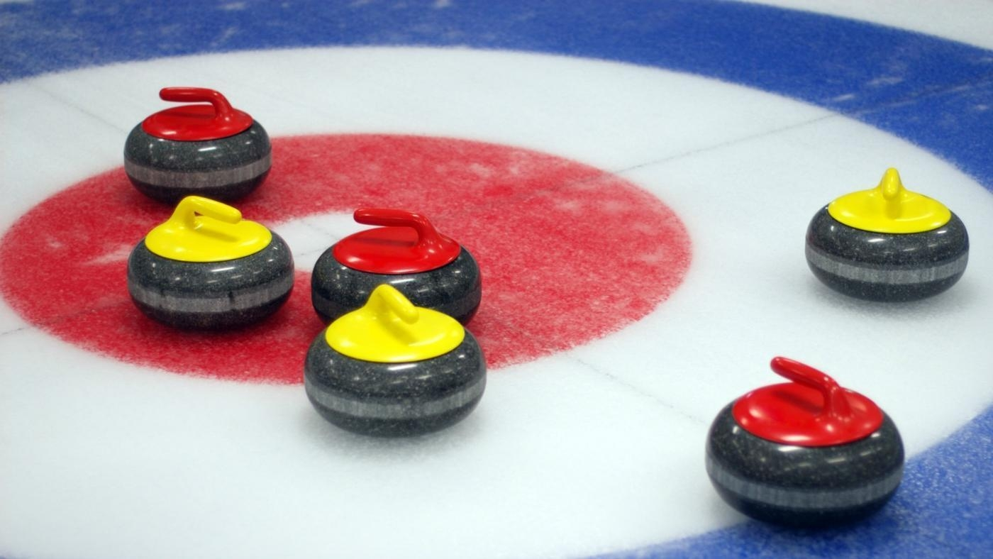 Curling season is underway