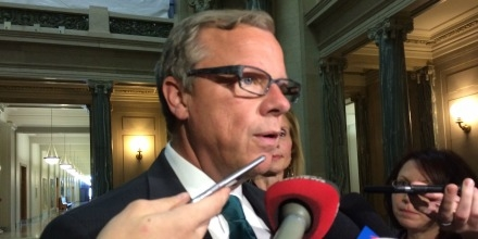 Crown corporation CEOs  and deputy ministers in Saskatchewan taking 3.5 percent pay cut