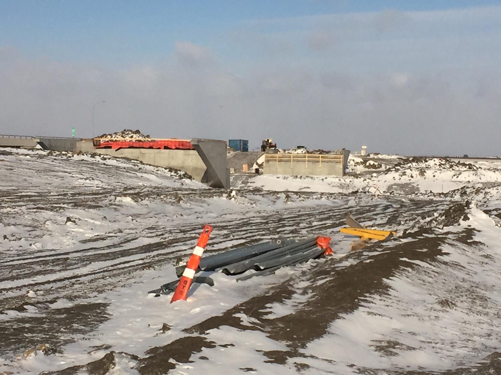 Regina Bypass Design Builders celebrate safety milestone