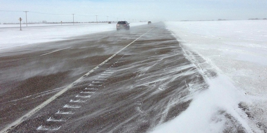 Blowing Snow Advisories spread across central and southern Sask. Monday