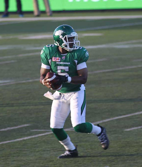 "Kevin Glenn addresses ""quarterback controversy"" in Riderville"