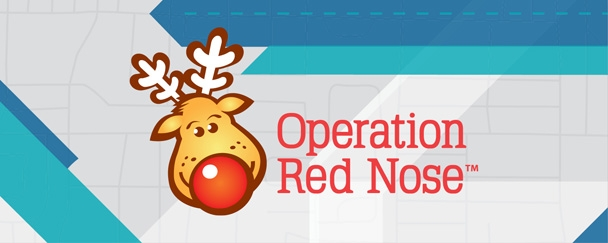Get home safe this holiday with Operation Red Nose