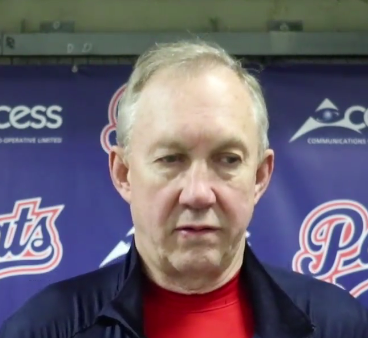 John Paddock to assist Team WHL at Canada-Russia series