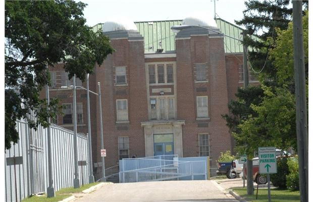 Inmate at Regina jail found dead in his cell