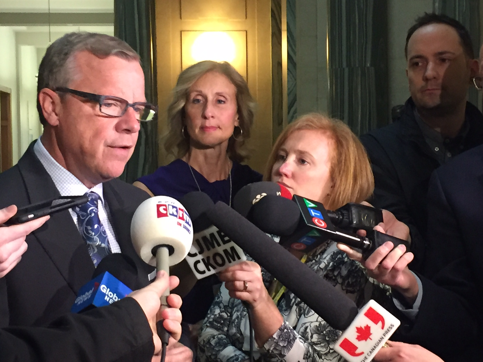 Sask. Premier confident with how Cameco is handling shutdown situation