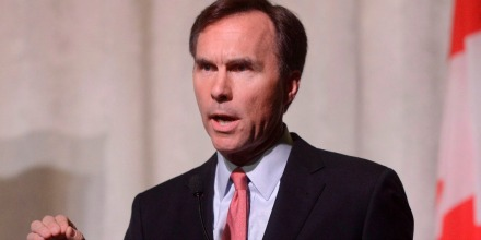 Bill Morneau says other investors will build pipeline expansion if Kinder Morgan backs out
