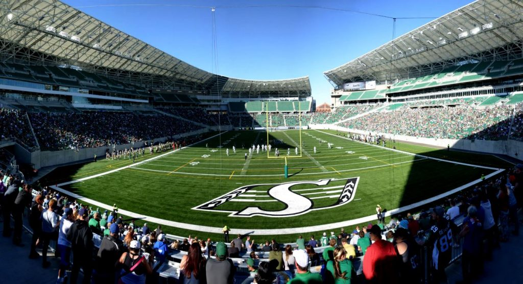 Regina police confident in traffic plan for first-ever Rider game at new Mosaic Stadium