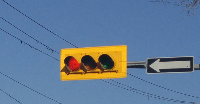 How Much Is A Ticket For Running A Red Light >> Tickets For Running A Red Light In Regina Set To Come Back February