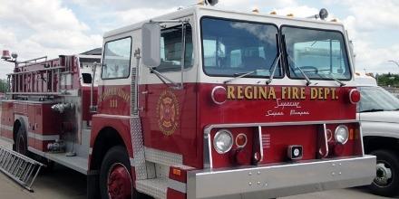 Crews investigating house fire in North Central Regina