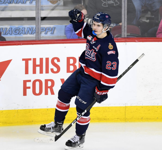 Two Regina Pats get invite to Canadian World Junior summer camp