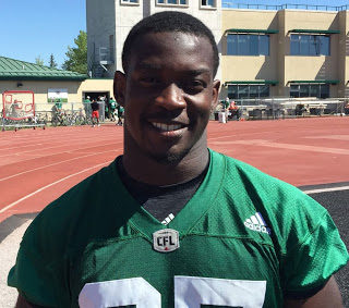 Saskatchewan Roughriders release LB Greg Jones