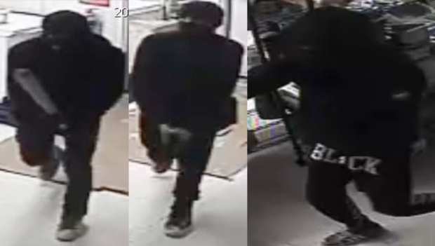 RCMP release images of trio wanted in La Ronge armed robbery/homicide