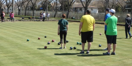 National Lawn Bowling Championships taking place in Regina